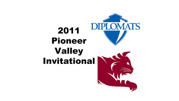 2011 Pioneer Valley Invitational: Gabriel De Melo(Franklin & Marshall) and William Katz (Bates)