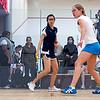 2011 Wesleyan Round Robin: Jessica Rubine (Tufts) and Jacqueline Zhou (Smith)
