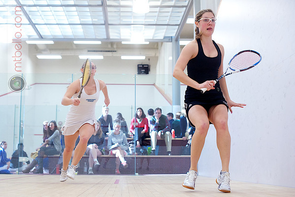2011 Wesleyan Round Robin: Alexandra White (Brown) and Allie Hibbs (Conn)