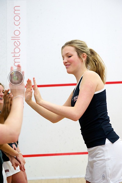 2011 Wesleyan Round Robin: Sarah Bassett (Colgate)