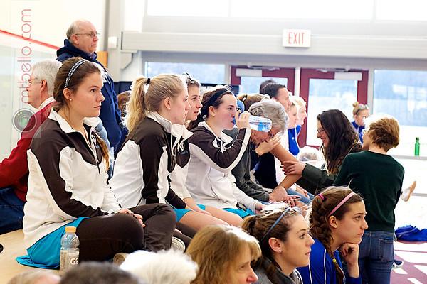 2011 Wesleyan Round Robin: Tufts