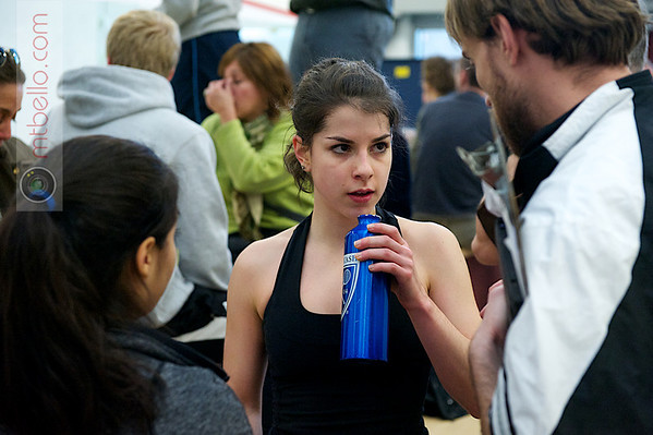 2011 Wesleyan Round Robin: Sarah Domenick (Brown)
