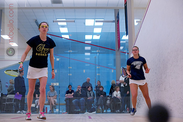 2012 Women's National Team Championships (Howe Cup):  (George Washington) and (Conn College)