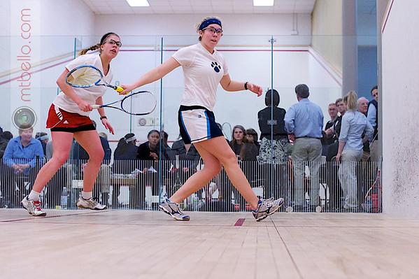 2012 Women's National Team Championships (Howe Cup): Erika Kohnen (Brown) and Kathryn Brummer (Mount Holyoke)
