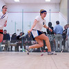 2012 Women's National Team Championships (Howe Cup): Erika Kohnen (Brown) and Kathryn Brummer (Mount Holyoke)<br /> <br /> Published on page 39 of Squash Magazine (March 2012)