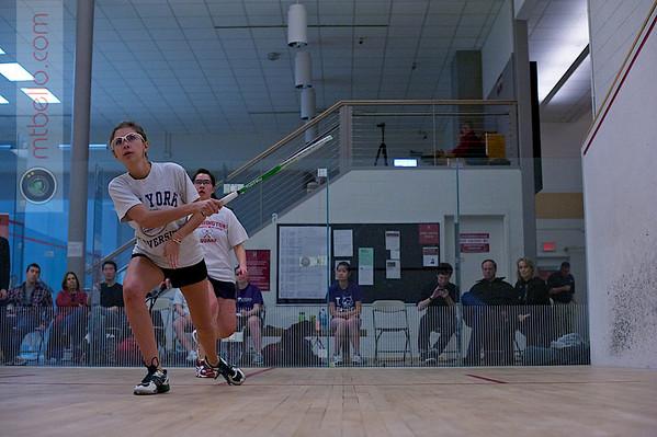 2012 Women's National Team Championships (Howe Cup): (NYU) and (Washington St. Louis)