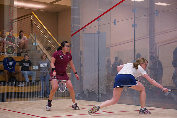 2012 Women's National Team Championships (Howe Cup): Elisabeth Pei (Vassar) and Kirsten Craddock (Georgetown)
