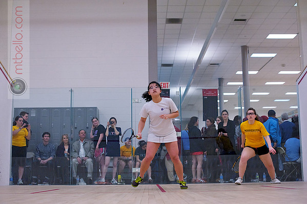 2012 Women's National Team Championships (Howe Cup): (NYU) and (Minnesota)