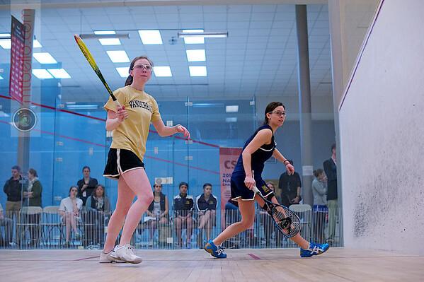 2012 Women's National Team Championships (Howe Cup): Courtney Sabo (Drexel) and Allison Margolis (Vanderbilt)