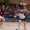 2012 Women's National Team Championships (Howe Cup): Amanda Sobhy (Harvard) andCatalina Pelaez (Trinity)