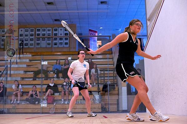 2012 Women's National Team Championships (Howe Cup): Allison Bellows (Johns Hopkins) and Elizabeth Widing (Colgate)