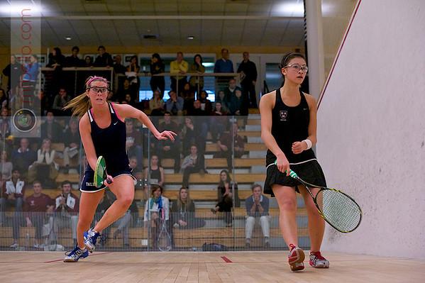 2012 Women's National Team Championships (Howe Cup): Julianne Chu (Harvard) and Lillian Fast (Yale)