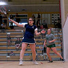 2012 Women's National Team Championships (Howe Cup): Szilvi Kiss (Smith College) and Molly Doran (William Smith)