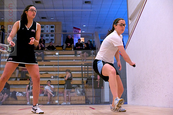 2012 Women's National Team Championships (Howe Cup): Casey Macguire (Johns Hopkins) and Sophie Voorhees (Colgate)