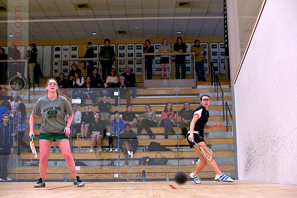 2012 Women's National Team Championships (Howe Cup): Ginny McDermott (William Smith) and Jaimi Inskeep (Smith College)
