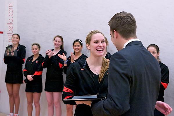 2012 Women's National Team Championships (Howe Cup): Richey Award winner Katie Giovinazzo