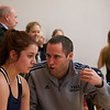 2012 Women's National Team Championships (Howe Cup): Kimberley Hay and John Rooney