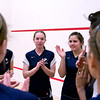 2012 Women's National Team Championships (Howe Cup): Smith Captains Clair Oblamski and Szilvia Kiss