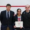 2012 Women's National Team Championships (Howe Cup): Ron Epps, Tanya Arora, Gavin Jones