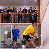 2012 College Squash Individual Championships: Kevin Chen (Williams) and Valentin Quan (Middlebury)