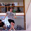 2012 College Squash Individual Championships: Chris Hanson (Dartmouth) and Samuel Kang (Princeton)