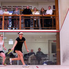 2012 College Squash Individual Championships: Abigail Jenkins (Middlebury) and Laura Henry (Williams)