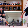 2012 College Squash Individual Championships: Omar Sobhy (George Washington) and Harry Smith (Colby)