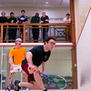 2012 College Squash Individual Championships: Harry Waterton (Bryant) and Tom Mullaney (Harvard)