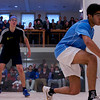 2012 College Squash Individual Championships: Ramit Tandon (Columbia) and Andres Duany (Rochester)