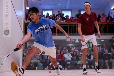 2012 College Squash Individuals