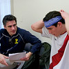 2012 College Squash Individual Championships: Andres Duany (Rochester) and Martin Heath