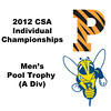 Potter Trophy (Round of 32): Joe Chapman (Rochester) and Christopher Callis (Princeton)