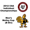 Molloy Cup (Round of 64): Moustafa Hamada (Trinity) and Michael Sankovich (Vassar)