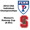 Ramsay Cup (Round of 32): Pamela Chua (Stanford) and Yarden Odinak (Penn)