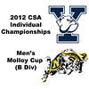 Molloy Cup (Round of 32): Neil Martin (Yale) and Hunter Abrams (Navy)