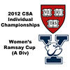 Ramsay Cup (Finals): Amanda Sobhy (Harvard) and Millie Tomlinson (Yale) - Part 1