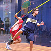 2012 Cornell at Trinity: Miled Zarazua (Trinity) and Aditiya Jagtap (Cornell)