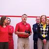 2012 Cornell at Trinity: Mark Devoy, Julee Devoy, and Wendy Bartlett