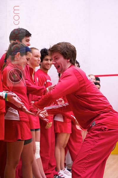 2012 Cornell at Trinity: Owen Butler (Cornell)