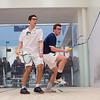2012 Dartmouth Fall Classic: Hunter Bouchard (Navy) and Michael Mistras (Dartmouth)