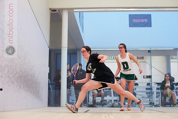 2012 Dartmouth Fall Classic: Alden Drake (Bowdoin) and Katherine Nimmo (Dartmouth)