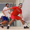 2012 Dartmouth Fall Classic: Ibrahim Khan (St. Lawrence) and Guilherme de Melo (Franklin & Marshall)