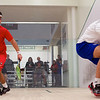 2012 Dartmouth Fall Classic: Ibrahim Khan (St. Lawrence) and Guilherme de Melo (Franklin & Marshall)
