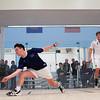 2012 Dartmouth Fall Classic: John Richey (Navy) and Scott Chapin (Dartmouth)
