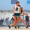 2012 Dartmouth Fall Classic: Monica Wlodarczyk (Bowdoin) and Lydie McKenzie (Dartmouth)