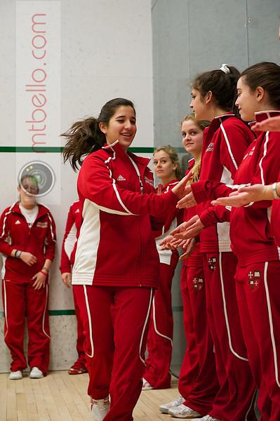 2012 Dartmouth Fall Classic: Valeria Quan Miranda (St. Lawrence)