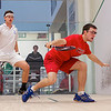 2012 Dartmouth Fall Classic: Kyle Ogilvy (St. Lawrence) and Mauricio Sedano (Franklin & Marshall)