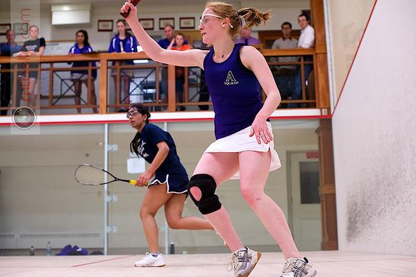 2012 Drexel @ Amherst: Anne Piper (Amherst) and Disha Tharyamal (Drexel)