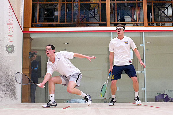 2012 Drexel @ Amherst: Max Kardon (Amherst) and Stephen Dolente (Drexel)