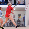 2012 Ivy League Scrimmages: Jaime Laird (Cornell) and Leah Barnet (Columbia)